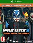 Payday 2: The Big Score, Xbox One -peli