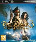 Port Royale 3 - Pirates and Merchants, PS3-peli