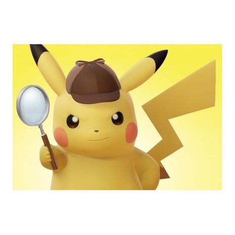 Pokemon Detective Pikachu Greninja-GX Case File