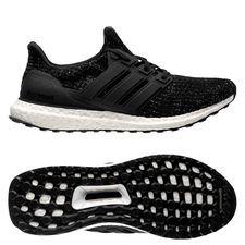 adidas Ultra Boost 4.0 - Musta/Valkoinen Naiset