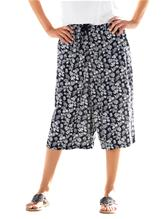 "Dress In"" ""Culottes-housut Laivastonsininen"