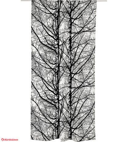 Vallila Pihapuut 140x250 cm verho