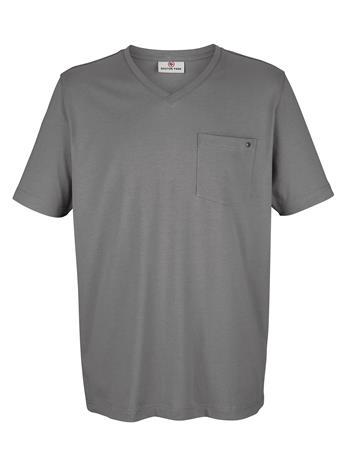 """Boston Park"""" """"Rintataskullinen T-paita royalsininen"""
