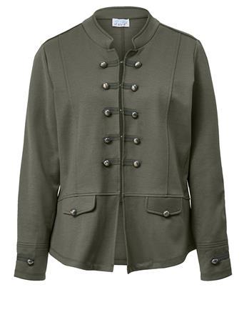"""Angel of Style"""" """"Armeijatyylinen takki Musta"""