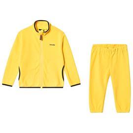 Northpole Fleece Set Sunshine Yellow92 cm