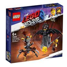"""70836 LEGO® Movie 2 Taisteluun valmis Batmanâ""""¢ ja Teräsparta"""