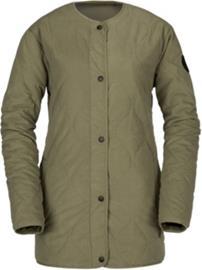 Volcom Jacket Liner Insulated Jacket military Naiset
