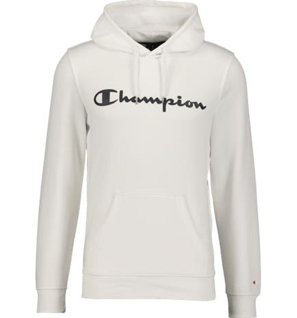 Champion M AMERICAN CLASSIC HOODIE WHITE
