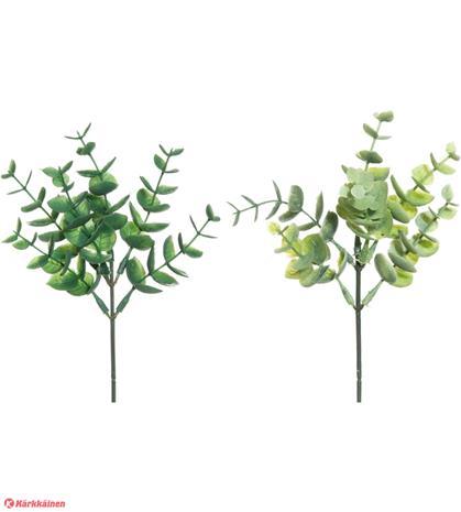 4Living 20cm eukalyptus oksa silkkikukka