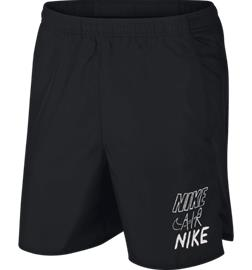 Nike M NK CHLLGR SHORT 7IN BF GX BLACK/WHITE