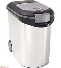 Curver hopea 12 kg kuivaruoka-astia