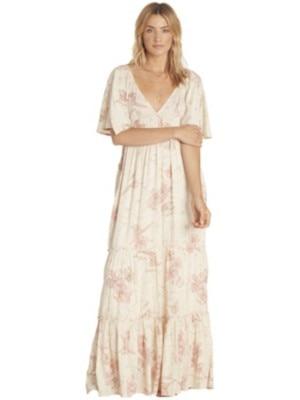 Billabong Seas The Day Dress ivory Naiset