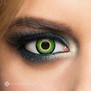 Chromaview Green Werewolf Piilolinssi vihreä