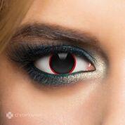 Chromaview Hell Black Piilolinssi musta-punainen