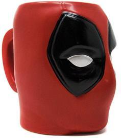 Marvel Deadpool 3D, muki