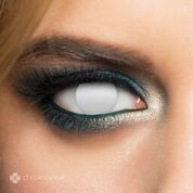 Chromaview Blind White Piilolinssi valkoinen