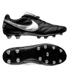 Nike Premier II FG - Musta/Hopea