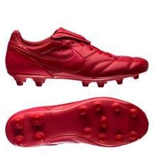 Nike Premier II FG - Punainen