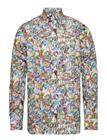 Eton Animal Print Shirt Monivärinen/Kuvioitu