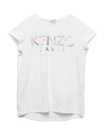 Kenzo Logo Jg 2 Valkoinen