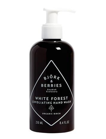 Björk & Berries White Forest Exfoliating Hand Wash Nude