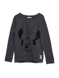 Disney by Wheat T-Shirt Minnie Flock Musta