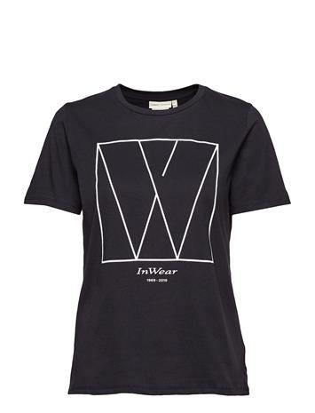 InWear Iw50 08 Sera T-Shirt Musta