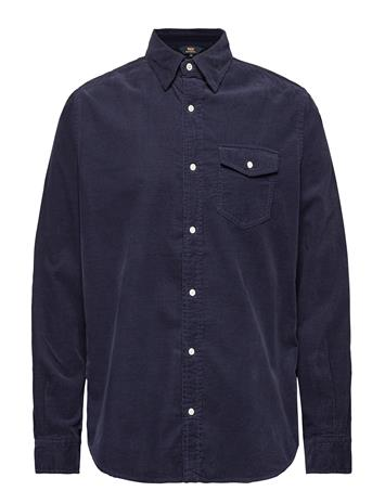 WACAY Gusto Baby Cord Shirt Sininen