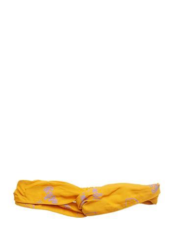 Soft Gallery Wrap Hairband Keltainen