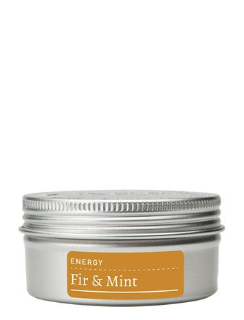 Kä¥rby Organics Fir & Mint - Travel Candle Nude