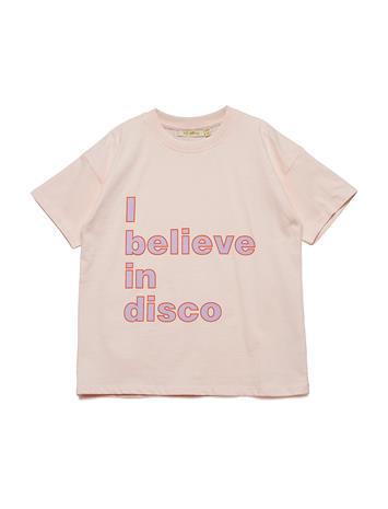 Soft Gallery Dharma T-Shirt Vaaleanpunainen