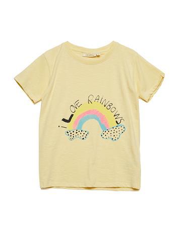 Soft Gallery Bass T-Shirt Keltainen