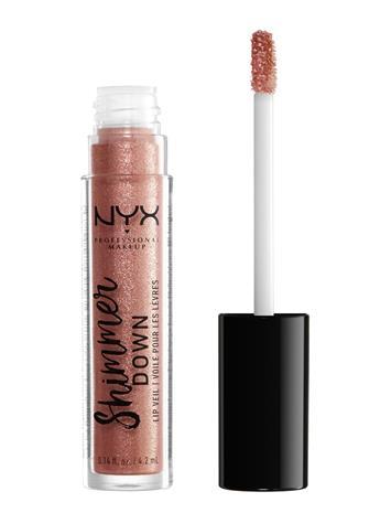 NYX PROFESSIONAL MAKEUP Shimmer Down Lip Veil Beige