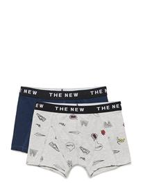 The New The New Boxers Valkoinen