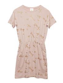 The New Kim S_s Dress Vaaleanpunainen