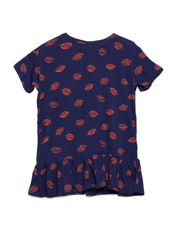 Soft Gallery Acey T-Shirt Sininen