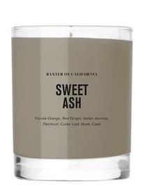 Baxter of California Scented Candle - Sweet Ash Nude