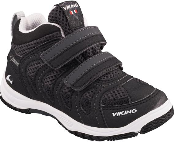 Viking Cascade II GTX Kengät, Black/Grey 22