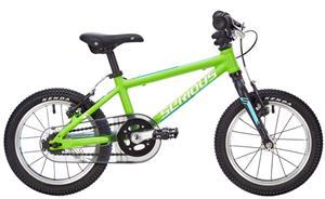 """Serious Superlite Lapset lasten polkupyörä 14"""""""" , vihreä"""