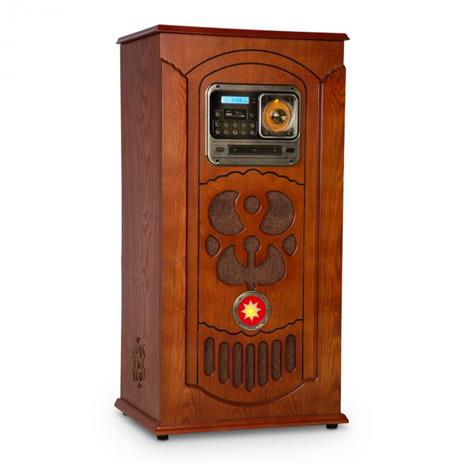 Musicbox -jukebox, levysoitin