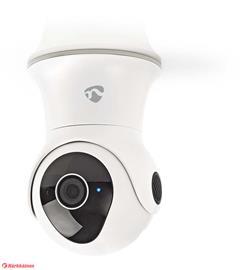 Nedis WIFICO20CWT Full HD 1080p Wi-Fi Smart, valvontakamera