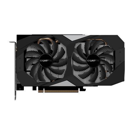 Gigabyte GeForce RTX 2060 OC 6 GB, PCI-E, näytönohjain