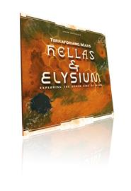 Terraforming Mars: Hellas & Elysium (English)