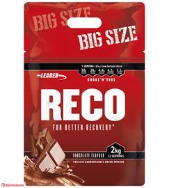 Leader Reco Chocolate 2 kg proteiini-hiilihydraattijuomajauhe