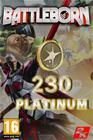 Battleborn - 230 Platinum Currency, PC-peli