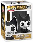 Bendy And The Ink Machine Bendy Doll Vinyl Figure 451 (figuuri) Keräilyfiguuri Standard