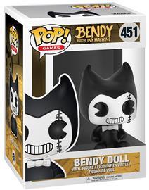 Bendy And The Ink Machine Bendy Doll Vinyl Figure 451 (figuuri) Keräilyfiguuri Standard