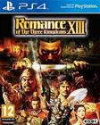 Romance of the Three Kingdoms 13 (XIII), PS4-peli