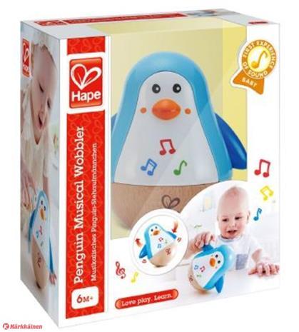 Hape Vauvalelu pingviini äänellä