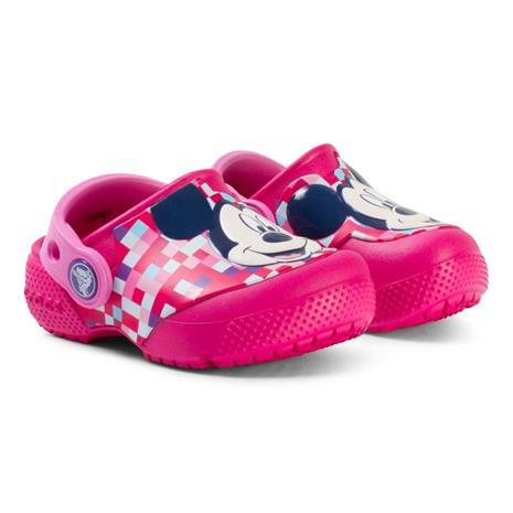 Pistokkaat, FunLab Mickey Clog, Candy Pink34-35 EU